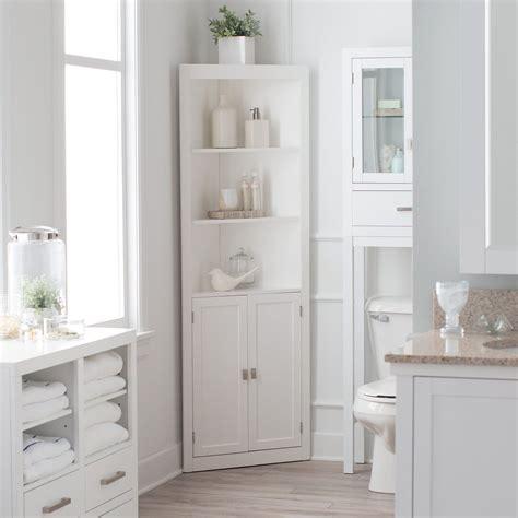 belham living longbourn corner linen cabinet linen