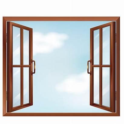 Window Open Clipart Windows Clip Transparent Een
