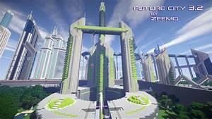 Future CITY 32 Minecraft Building Inc