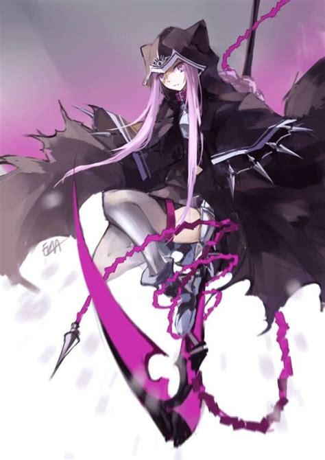 lancer medusa lily fategrand order fate stay night