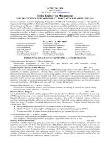 resume for engineering manager position sle cv for bank bangladesh industrial electrician