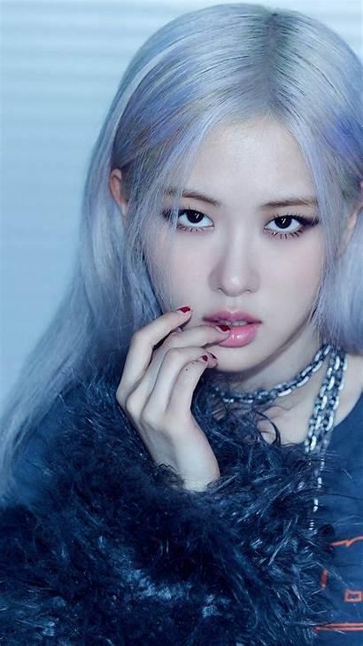 Singer Korean Pop Rose Blackpink South Wallpapers