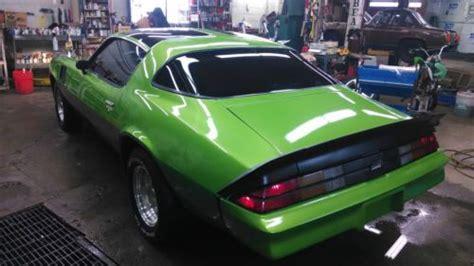 find   camaro    manual built motor