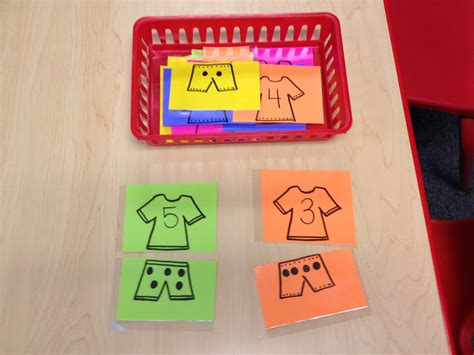 preschool my clothes theme number math activity we could 587 | 0ec9e2048a0fe3efc8fc9b7379c60e89