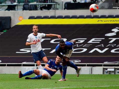 Tottenham Vs Leicester City 3-0 / Tottenham 3 0 Manchester ...