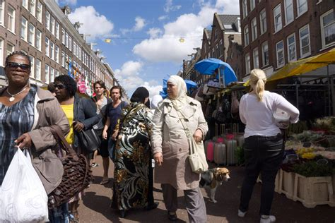 Immigration And Islam Raise Questions Of Dutch Identity
