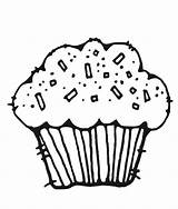 Muffin Coloring Clipart Muffins Mom Cupcake Drawing Clip Pages Cartoon Template Cake Sheets Ice Cream Library Transparent Cookie Getdrawings Sketch sketch template