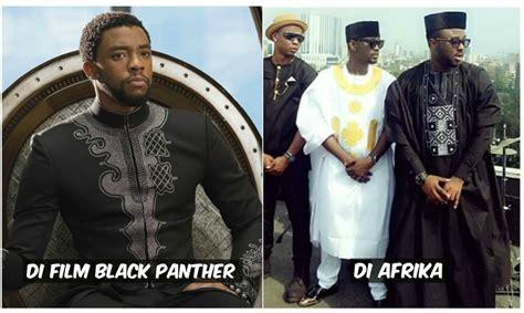 meskipun aneh tapi tampilan film black panther beneran afrika punya makna lho