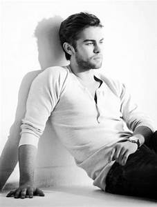 Chace Crawford | Black and white | Pinterest | Chace ...
