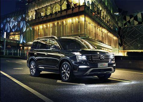 marhaba motoring reviews  luxurious flagship gac gs