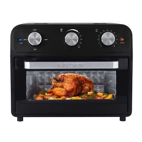 air fryer toaster oven afo kalorik walmart bk