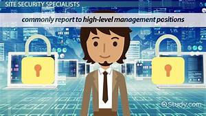 Become A Site Security Specialist  Step