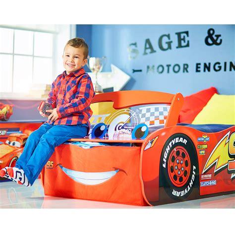 matratze für auto disney cars kleinkind bett mit lager aufleuchtend windschutzscheibe ebay