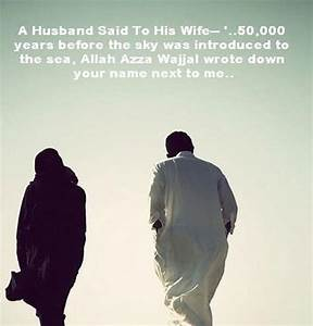 Love, Relationship: 70 Islamic Marriage Quotes | PASS THE ...