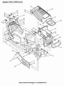 Cub Cadet Lt1045 Belt Diagram