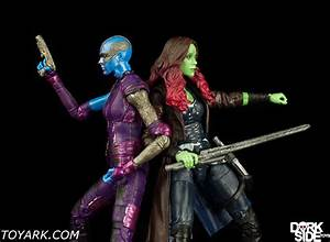 Marvel Legends Guardians of the Galaxy Vol 2 Nebula Photo ...