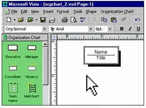 Microsoft Visio 2000 Standard Edition - Retail Boxed  Visio 2000 Standard Edition - R
