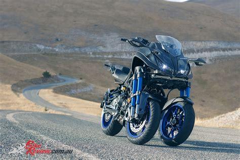 Review Yamaha Niken by Yamaha Niken 850 Cylinder Three Wheeler Revealed