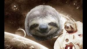 Astronaut Sloth Wallpaper 1920x1080 - Pics about space