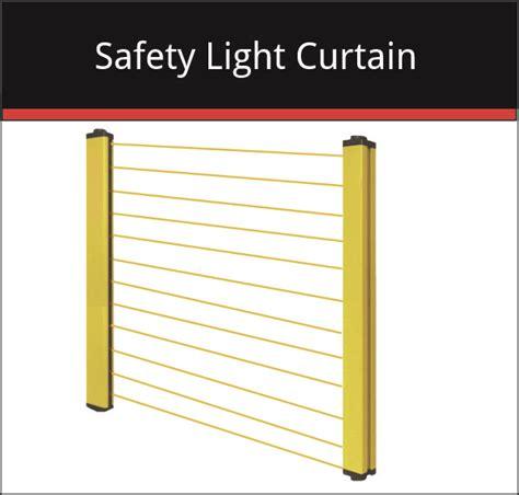 safety light curtain