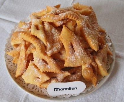 recette cuisine marmiton beignets de carnaval de mamina recette de beignets de