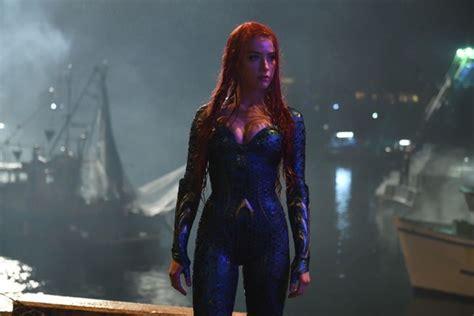 Aquaman Movie Update Mera Photo Spotted, Amber Heard