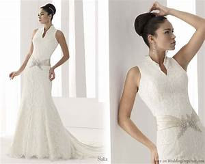 Nalia wedding collection 2010 2011 wedding inspirasi for Wedding dress with collar
