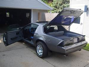 1986 Camaro Sport Coupe-custom