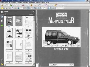 Citroen C15 Manual De Taller