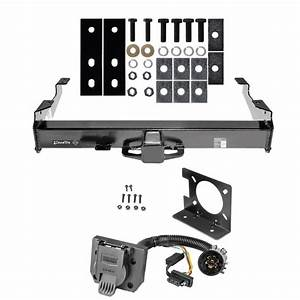 Class 5 18k Trailer Hitch W   Wiring Kit For 01