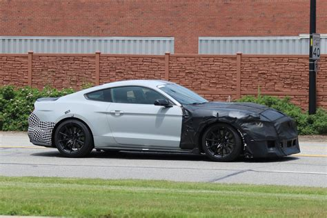 2019 Shelby Gt500 by 2019 Ford Mustang Shelby Gt500 Emerge Gtspirit