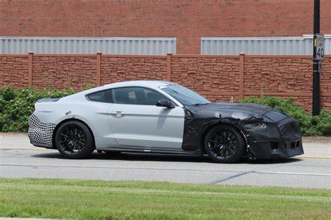 2019 Ford Mustang Shelby Gt500 Spy Shots Emerge Gtspirit