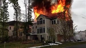 House Fire In Clarksburg  Md On 4  28  2012