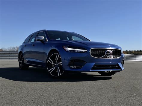 Sweet Swede 2019 Volvo V90 R Design T6 Awd Test Drive