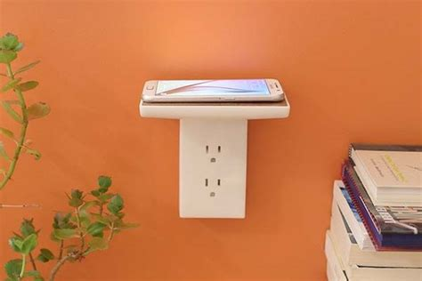 wireless charger   mounted   wall gadgetsin