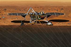 NASA's next Mars spacecraft will dig into the planet