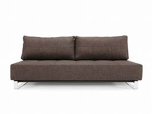 comfy dark brown contemporary tufted fabric sofa bed plano With comfiest sofa bed