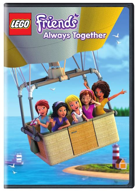 Review  Lego Friends Always Together Dvd  Mom Knows It All