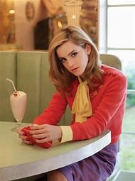 Emma Watson Milkshake
