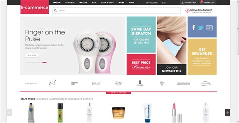 ecommerce web design what is a website design for e commerce businesses