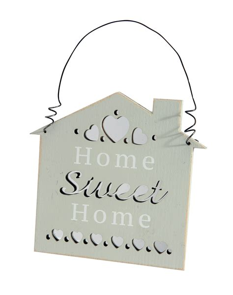 home sweet home hanging plaque gift gifts love kates