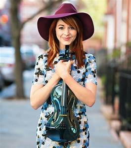 Meet Lindsey Stirling, the Highest-Earning Female YouTuber ...