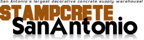 sted concrete san antonio decorative concrete supply