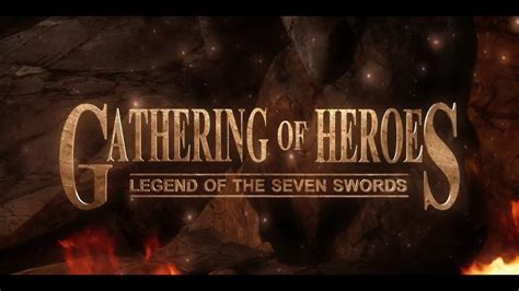 gathering  heroes legend    swords trailer youtube