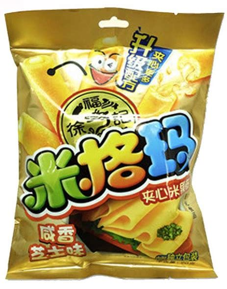 mamee noodle snack 250g 44261 rice roll cheese flavor hfc 20 90g well luck co