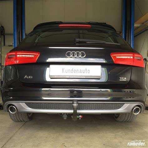 Audi A6 Avant Mit Anhängerkupplung Anhängerkupplung