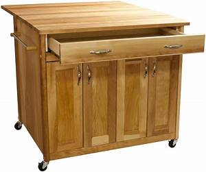 Benefits Of Using Rolling Kitchen Islands BlogBeen