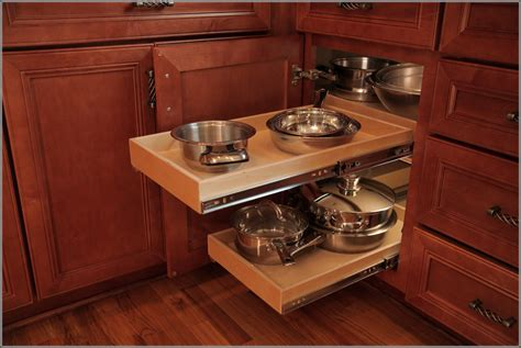 Pull Out Shelves For Kitchen Cabinets Canada Home Design