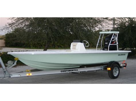 Sport Fishing Boat For Sale In Florida by 2017 Bluewater Sport Fishing 180 Flats Boat Powerboat For