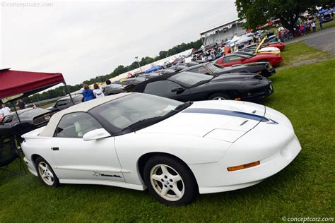 1994 Pontiac Firebird History, Pictures, Value, Auction